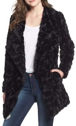 BB Dakota Tucker Wubby Faux Fur Coat