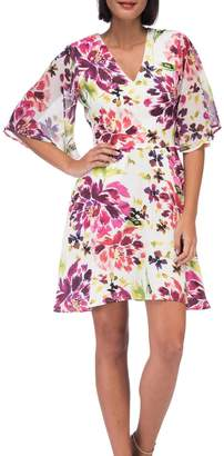 Bobeau Monica Aline Dress