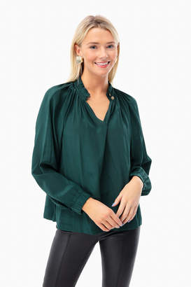 Marie Oliver Forest Arden Blouse