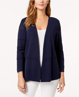 Charter Club Pointelle Cardigan