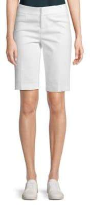 Saks Fifth Avenue BLACK Bermuda Shorts