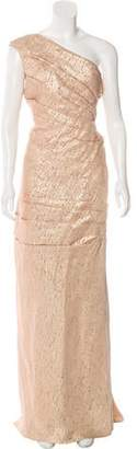 J. Mendel Sleeveless Evening Dress