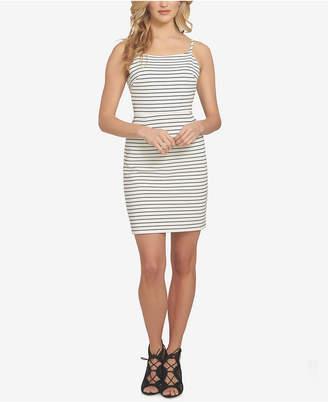 1.STATE Striped Sheath Dress $89 thestylecure.com