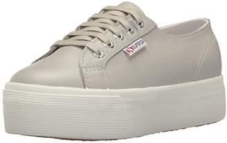Superga Women's 2790 Fglu Platform Fashion Sneaker,39.5 EU/8.5 M US