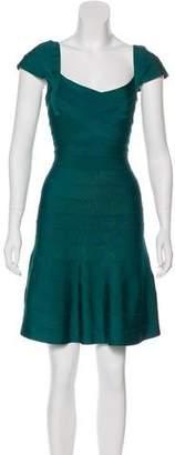 Herve Leger Carmen Bandage Dress w/ Tags
