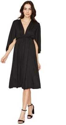 Rachel Pally Short Caftan Dress - Black