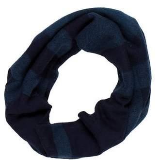 Burberry Wool Plaid Snood