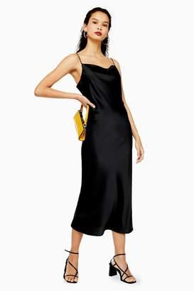 Topshop Rope Midi Slip Dress