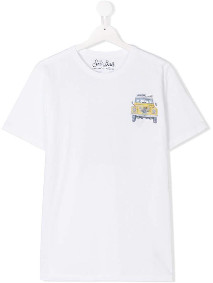 Mc2 Saint Barth Kids TEEN Drivers T-shirt