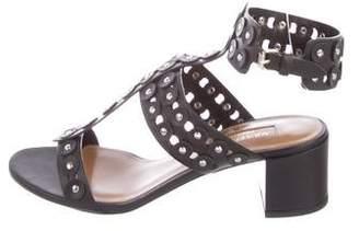 Aquazzura Rebel Ankle Strap Sandals w/ Tags