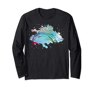 Sword Fish Sport Fishing Fisherman Sailfish Billfish Marlin Swordfish Long Sleeve T-Shirt