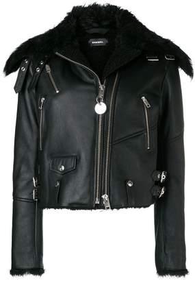 Diesel L-Tia biker jacket