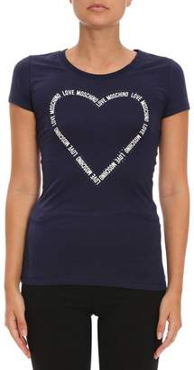 Love Moschino Moschino Love T-shirt T-shirt Women Moschino Love