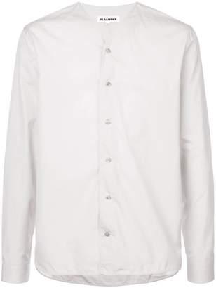 Jil Sander V-neck shirt