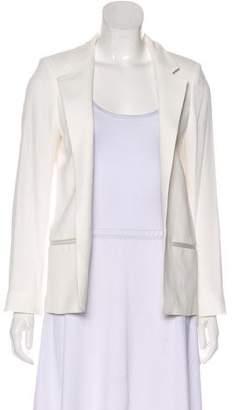 Zadig & Voltaire Long Sleeve Open Front Blazer