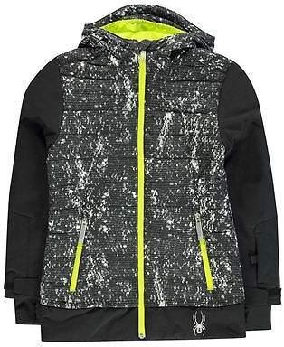 Spyder Moxie Jacket Girls Snow Sports Warm Skiing Snowboarding