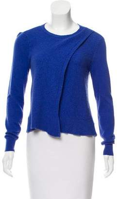 Rebecca Taylor Textured Wool-Blend Sweater