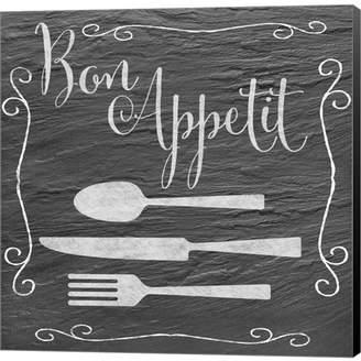 Metaverse Bon Appetit By Andrea Haase Canvas Art