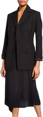 Proenza Schouler Wool Double-Breasted Blazer