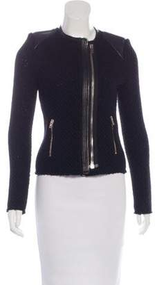 IRO Wool Biker Jacket