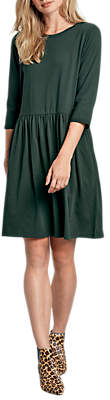 Hush Swing Dress, Dark Green
