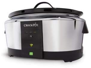Crock Pot WeMo Enabled Smart Slow Cooker SCCPWM600-V1