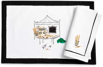 Kate Spade To Market Table Linens Collection