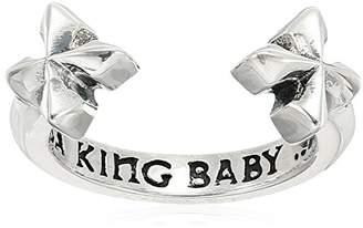 King Baby Studio Heartbreaker Open MB Cross Ring