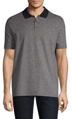 HUGO Contrast Collar Polo