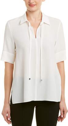 af49f160d7da7 Lafayette 148 New York Elbow Sleeve Women s Tops - ShopStyle