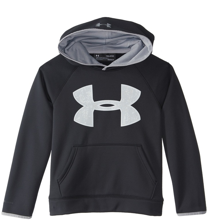 Under Armour Boys' AF Big Logo Hoody 8161568
