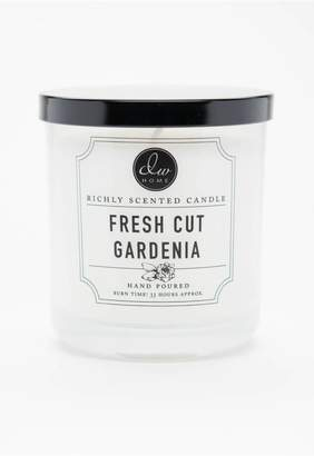 Gardenia DW Home Fresh-Cut Candle