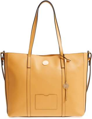 Lodis Los Angeles Nelly RFID Medium Leather Tote