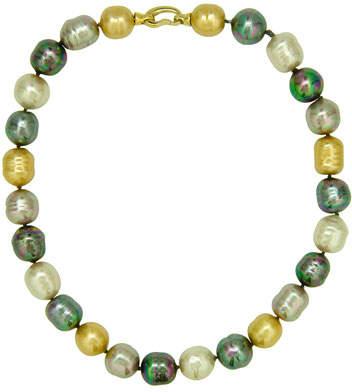 Majorica Multi-Pearl Necklace