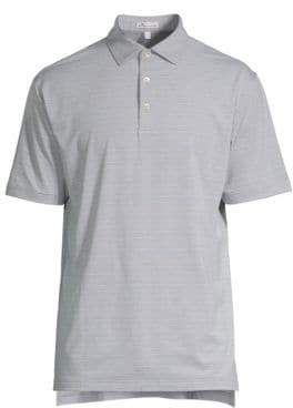 Peter Millar Crown Sport Stripe Polo Shirt