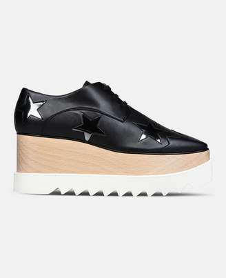 Stella McCartney zinc elyse star shoes