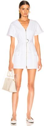 A.L.C. Bellamy Dress in Off White | FWRD