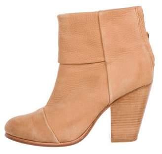 Rag & Bone Newbury Suede Boots
