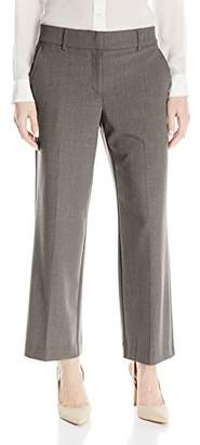 Briggs New York Women's Petite Trouser