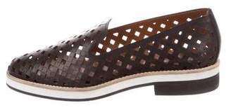 Aquatalia Zanna Leather Loafers