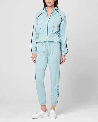 Juicy Couture JXJC Interlock High Waist Jogger Pant