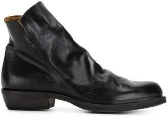 Fiorentini+Baker zip boots