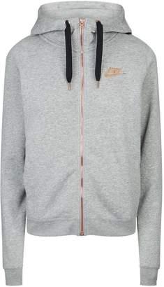Nike Rally Zip-Up Fleece Hoodie