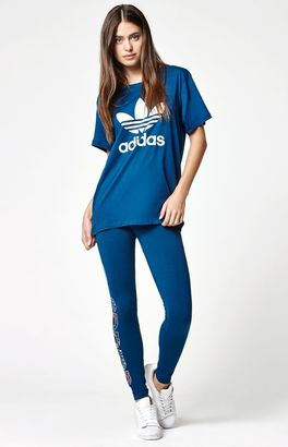 adidas Linear Leggings $35 thestylecure.com