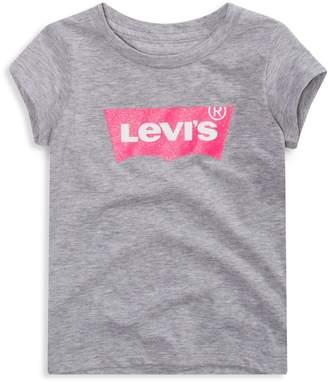Levi's Baby Girl's Logo Cotton Blend Tee