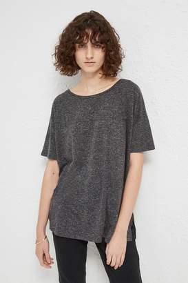 French Connenction Hetty Horizontal Seam T-Shirt