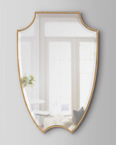 John-Richard Collection Heraldic Mirror