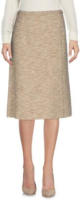 Escada Knee length skirts