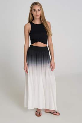 Ardene Ombre Maxi Skirt