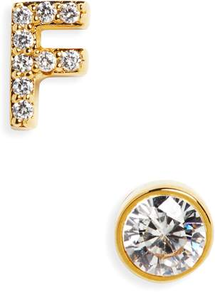 Kate Spade One In A Million Mismatched Earrings